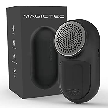 Rechargeable Fabric Shaver Magictec Lint Remover Sweater Defuzzer Lints Fuzzs Pills Pilling Trimmer for Clothes and Furniture -Battery Operated