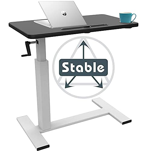 Balee Overbed Table With Adjustable Height