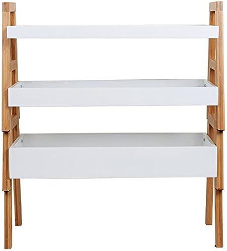 Lagerregal ZHIRONG Kreativit Kombination Multilayer Stand Multifunktions Wohnzimmer Schlafzimmer Regal Bücherregal Kinderzimmer Dekoration