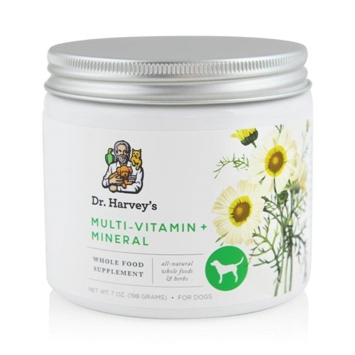 Dog Herbal Supplements
