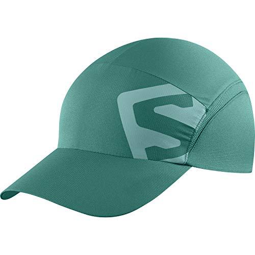 Salomon XA Gorra con cierre de hebilla ajustable y tecnología AdvancedSkin Shield para trail running