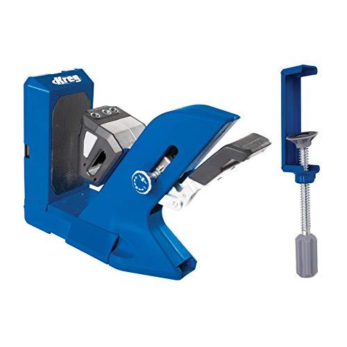 Kreg Pocket-Hole Jig 720 Bundle with KPHA760 Pocket-Hole Jig Table Clamp (2 Items)