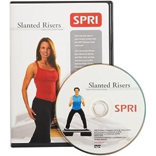SPRI Slanted Riser Workout Take the Next Step:Abra-sua-mei