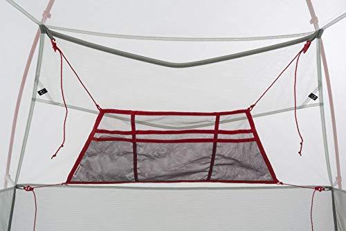 Big Agnes Inc Unisex's Big Agnes Wall Gear Loft Tent, Black, One Size