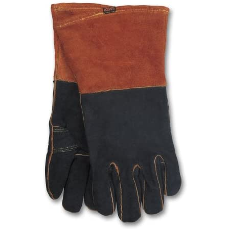 X-Large Hobart 770695 Ultimate-Fit Leather Welding Gloves