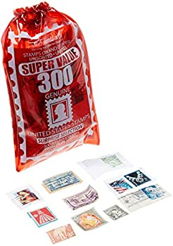 United States Stamp Bag  300 Count