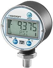 Ashcroft 6833401 Digital Vacuum Gauge w/ Backlight, 0-30