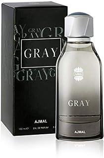 Ajmal Perfumes Gray Men's Eau De Parfum, 100 ml