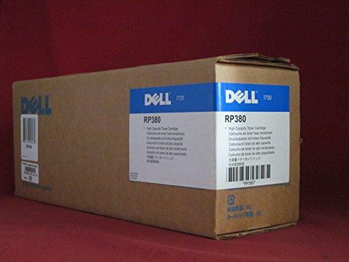 Dell RP380 1720/1720DN - Cartucho tóner, color negro