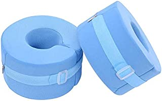Colilove Foot Elevator, Foot Foam Elevator Cushion, Leg Hand Rest Cushion Ankle Pillow for Rest Sleep Pain Relief, Elevation Pillows Support Pads Preventing Ulcers & Sores & Pressure (Blue)