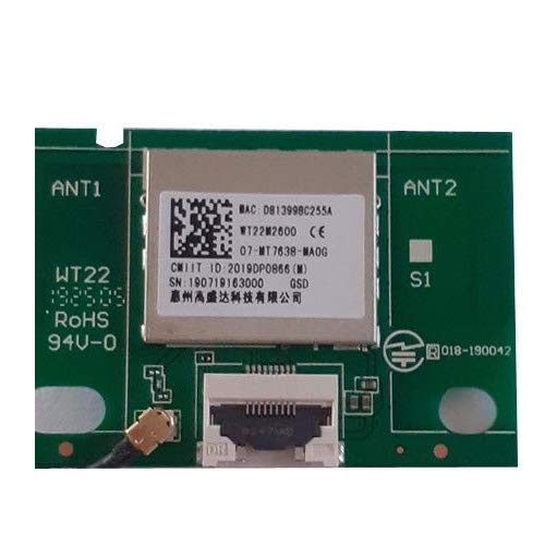 Desconocido Modulo Wireless/WiFi WT22M2600, 07-MT7638-MA0G TCL 50EP680
