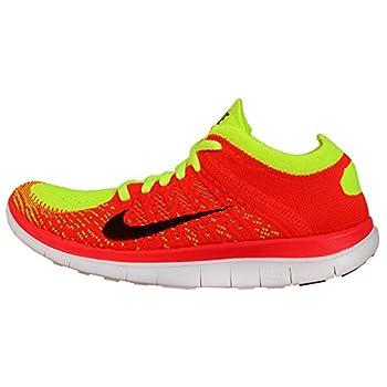 Nike Free 4.0 Flyknit Women US 8 Multi Color Sneakers UK 5.5 EU 39