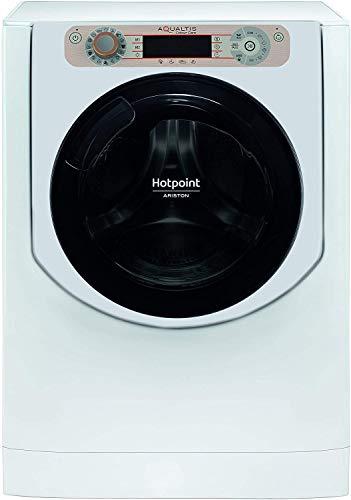 Hotpoint AQD1171D 697ID EU/A, Lavasciuga a Libera Installazione 11kg 7kg, A-10%, 1551 Giri/Min, Bianco