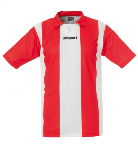 uhlsport Trikot Stripe Ka, weiß/rot, XXS