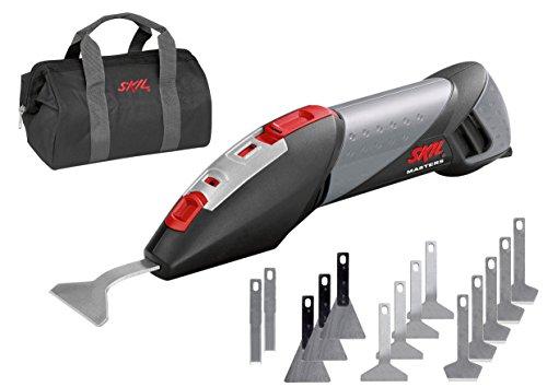Skil Masters Elektroschaber 7720 MA (250W, 3 Geschwindigkeitseinstellungen, 4m Kabel, +15 tlg. Schaberset, +Tasche)