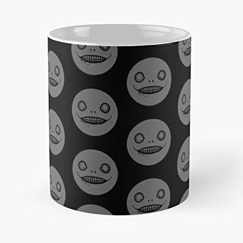 Anime Kaine Game Emil Nier Video Cosplay Automata 2B Best 11 Ounce Ceramic Coffee Mug