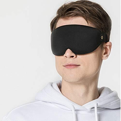 Beheizte Augenmaske Elektrisches Augenmassagegerät USB-Heißdampf-Schlaf-Augenmaske Für Trockene Augen,Behandlung Von Geschwollenen Augen Und Blepharitis,Augenkompresse Zur Beruhigung Müder Augen