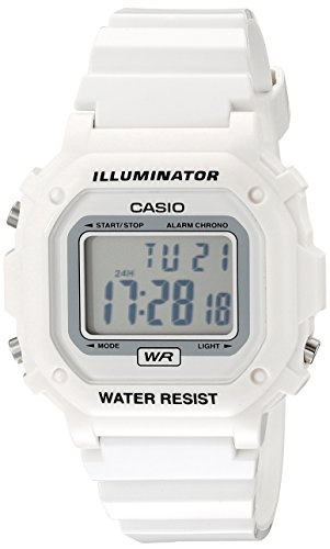Casio Unisex F108WHC-7BCF Watch