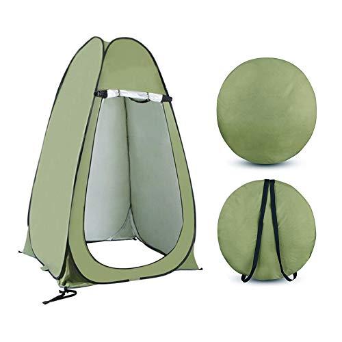 HMCC - Tenda da campeggio per WC, con borsa per il trasporto