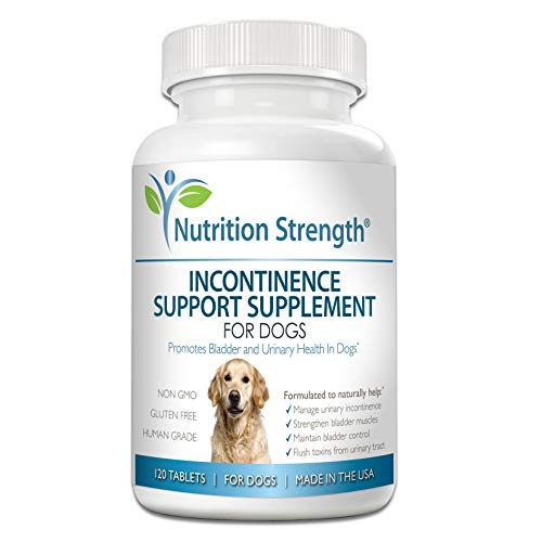 Top 10 best selling list for dog supplements for urine leaking