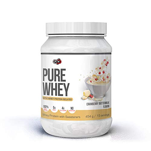 Pure WHEY Protein Powder Choco Strawberry Vanilla Cookies Cream|500g 1kg 2kg|15 30 76 Servings|Low Carb Sugar|Optimum Lean Muscle Building Nutrition Supplement Concentrate Matrix|5g BCAA 4g Glutamine