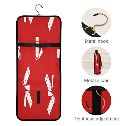Travel Toiletry Bag For Men Cute Creative Cartoon Fire Extinguisher Travel Bag For Toiletries Washable And Foldable Women Makeup Bag Suitable For Travel Sports And Fitness Family Hotels Makeup