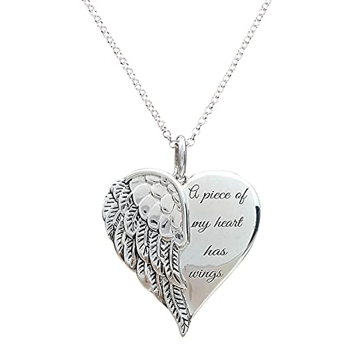 Clearance Deals Pendant Necklace,2021 Fashion Women Vintage Alloy Pendant Necklace Charm Chain Jewelry Gift By (silver-B)
