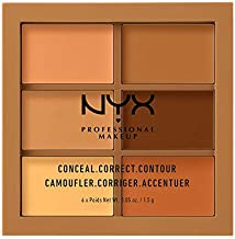 NYX PROFESSIONAL MAKEUP Conceal Correct Contour Palette - Deep