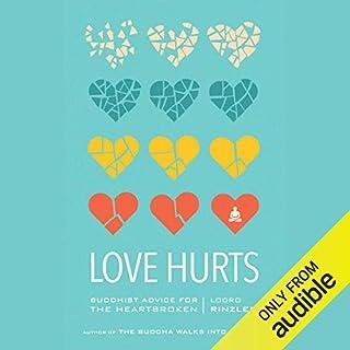Love Hurts audiobook cover art