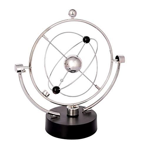Ototon - Péndulo eléctrico magnético, cinético y Orbital Newton Celeste - Balón...