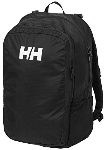 Helly Hansen D-Commuter Backpack Mochila, Unisex adulto, Black, 31L