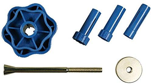 SW-Stahl 410100L Kupplungs-Zentrierwerkzeug für Naben-Durchmesser 15-28 mm