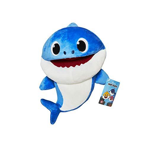 Baby Shark - Marioneta cantarina Papá Shark