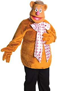 The Muppets Fozzie Bear Costume With Mask