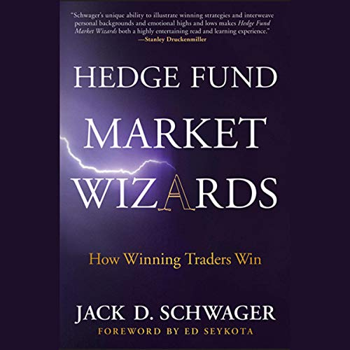 Hedge Fund Market Wizards Titelbild