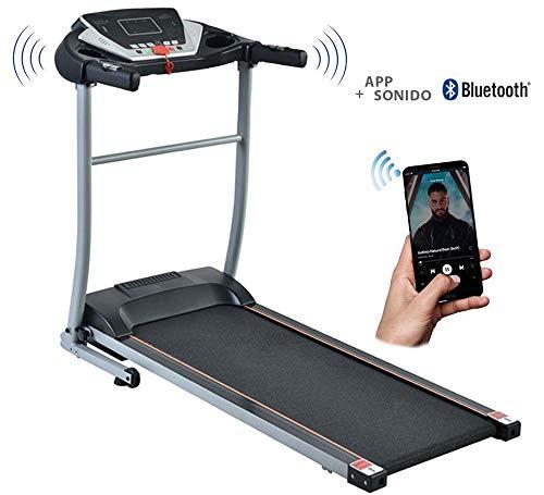 UrbanFit Pro Caminadora Electrica 1.75HP + bocinas + App Bluetooth - Neg