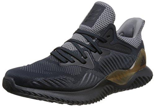 Adidas Alphabounce Beyond M, Zapatillas de Running Unisex Adulto, Gris (Gricua/Carbon/Grpudg 000), 40 EU