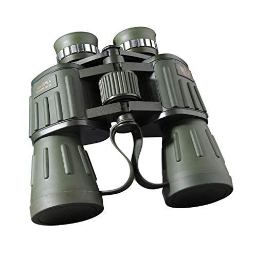 Mini Binoculars for Adults and Kids 10x50,Waterproof HD Compact Binoculars for Bird Watching,Theater and Concerts, Hunting and Sport Games Travel Binoculars (Color : B) (Color : B)
