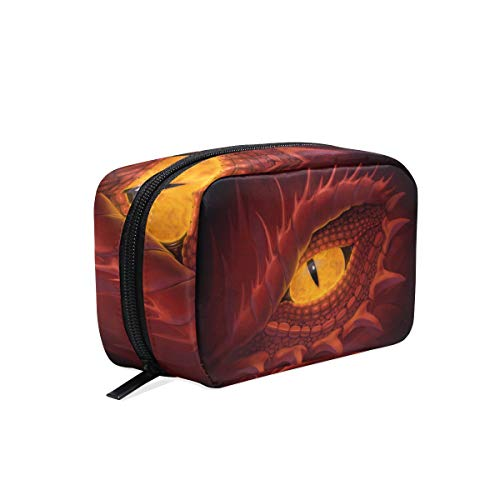 Trousse de maquillage pochette Dragon Eyes Cosmetic Pouch