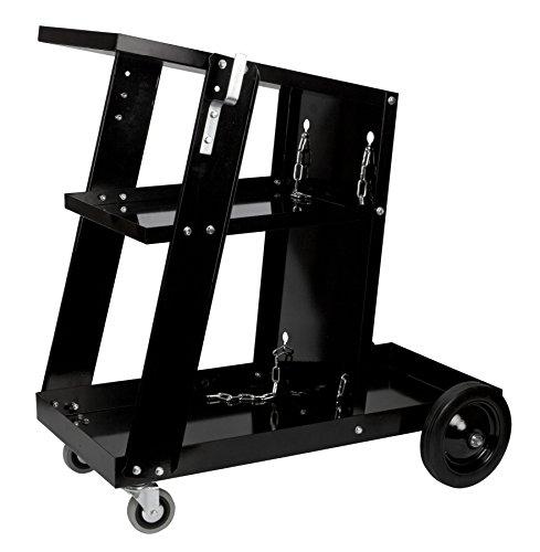 Performance Tool W53992 Universal Welding Cart, Black