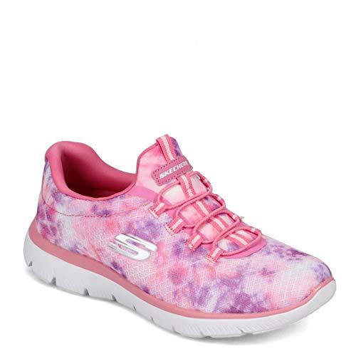 Skechers Women's, Summits - Looking Groovy Sneaker Pink 6 M