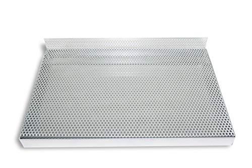 BitWa Aschekasten mit Kohlerost 60x40 cm zum Grillen