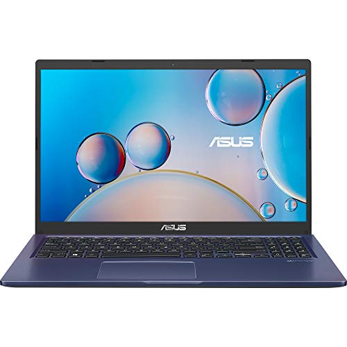 ASUS F515EA-BR285 - Portátil de 15.6' (Core i5-1135G7, 8GB RAM, 256GB SSD, Iris Xe Graphics, Sin Sistema Operativo) Azul Pavo Real - Teclado QWERTY español