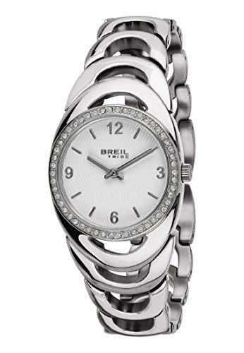 Orologio BREIL per donna SATURN con bracciale in acciaio, movimento SOLO...