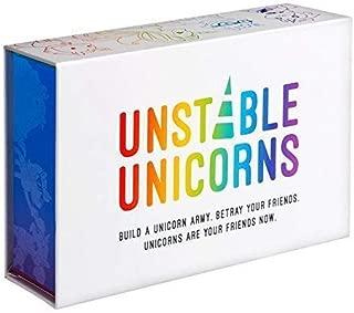 Unstable Unicorns Base Game (Renewed)