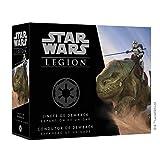 Fantasy Flight Games- Star Wars Legion - Jinetes de dewback, Color (SWL42ES) ,...