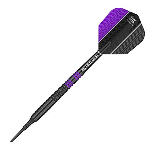 Target Darts Vapor 8 Black Softdarts, Lila - 4