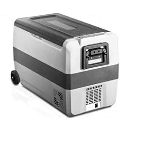 WDXLT ECO Große Kapazität Kleiner Kühlschrank,Auto LKW Outdoor Mini Kühlschrank,Reversible Tür Gefrierfach Kompressor,Batterieschutz Gefrier T60 72.3x36.5x54.8cm(28x14x22inch)
