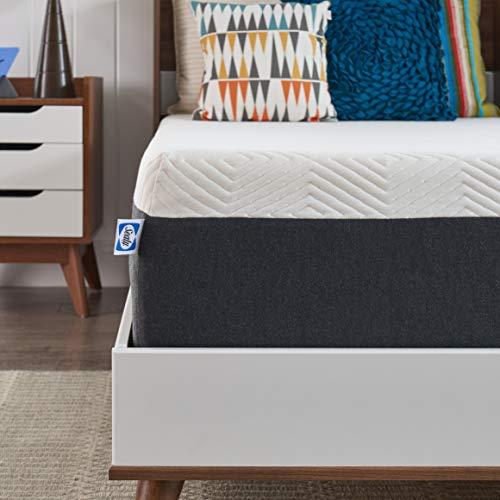 Sealy12-InchMemory Foam Bed in a Box with CopperChill, Medium, Twin XL