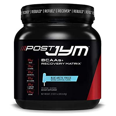 Post JYM Active Matrix - Post-Workout with BCAA's, Glutamine, Creatine HCL, Beta-Alanine